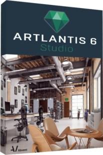 Artlantis Studio 6 Crack