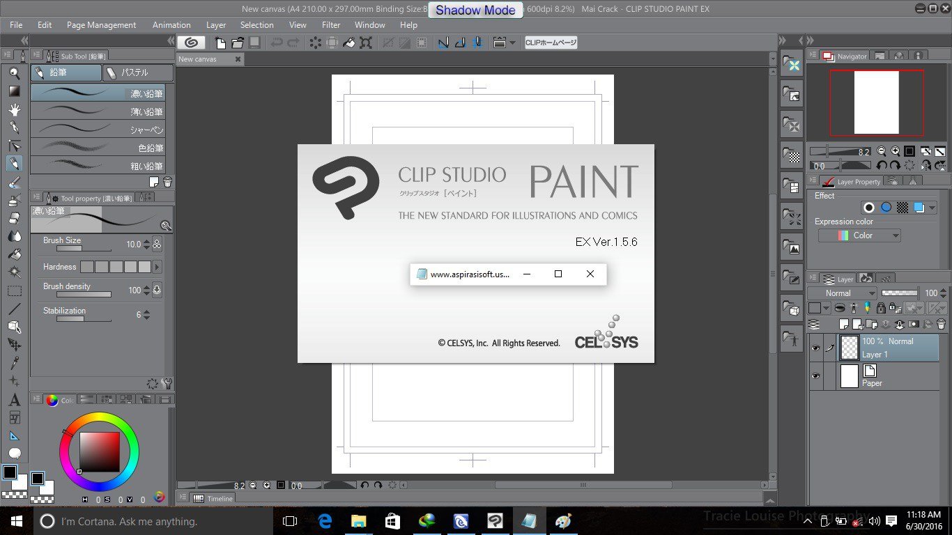 clip studio paint crack 2019