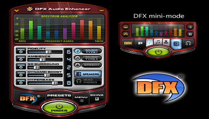 Dfx audio enhancer free download.