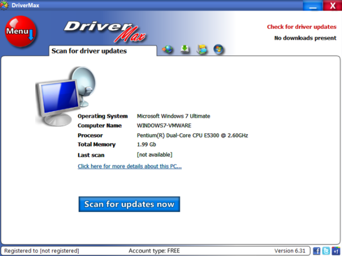 DriverMax Crack