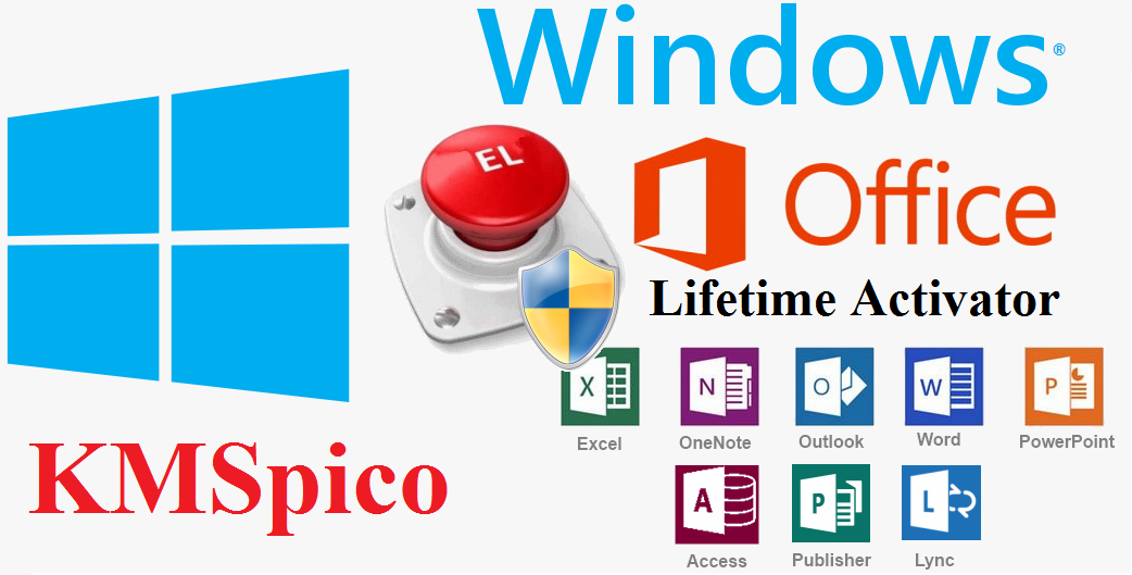 KMSpico 10.2.2 Windows 10, 8, 7 & Office Activator