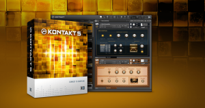 Native Instruments Kontakt 5 Crack