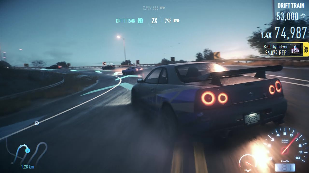 Need For Speed 2016 Cracked