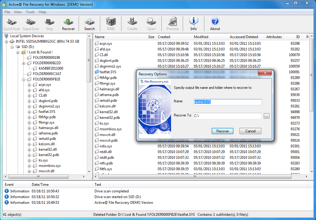 active file recovery keygen
