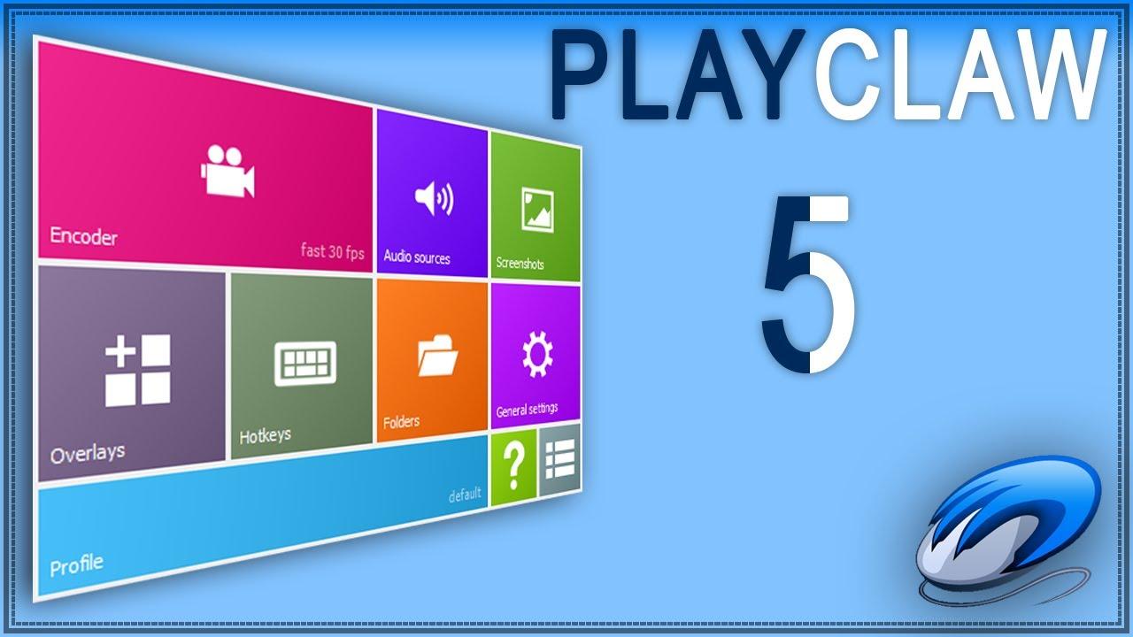 PlayClaw 5 Crack