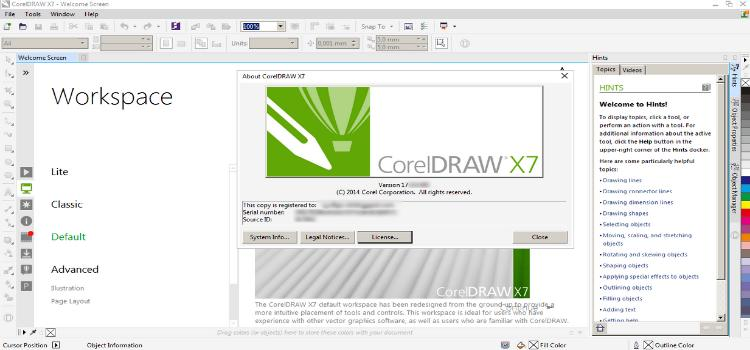 Corel Draw X7 Keygen With Crack Best Free Software In 2018