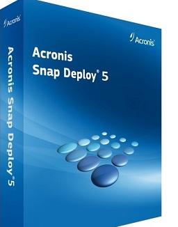 Acronis Snap Deploy 5 Crack
