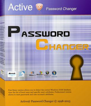 Active Password Changer Crack