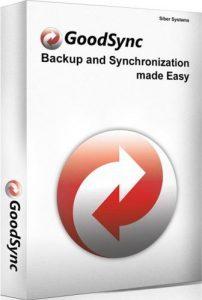 GoodSync Enterprise 10.9.2.2 with Activation Crack