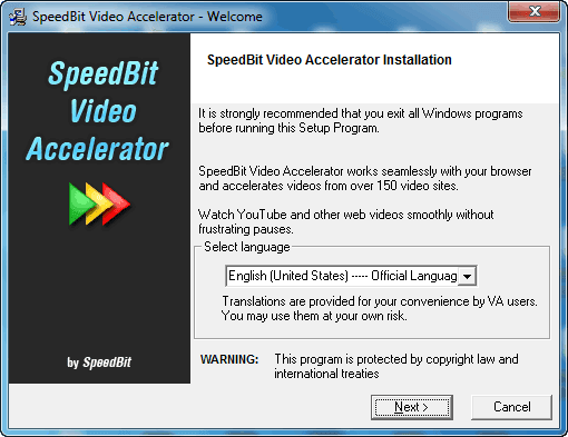 SpeedBit Video Accelerator Activation Code