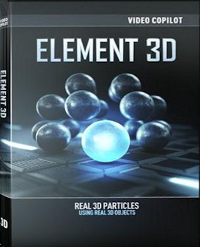 VIDEO COPILOT Element 3D Crack
