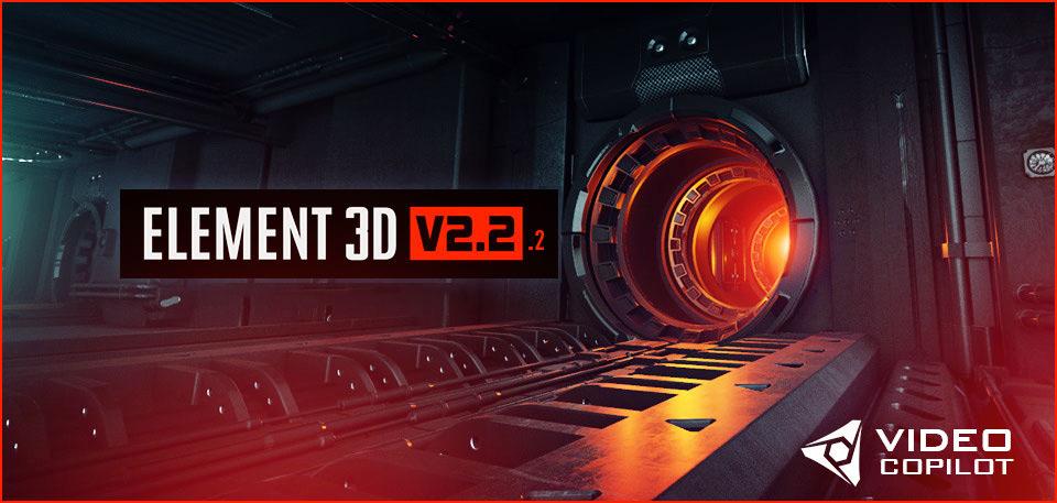 VIDEO COPILOT Element 3D License File
