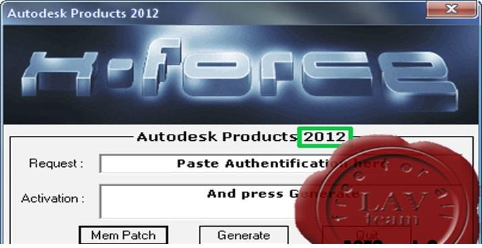 AutoCAD 2012 Crack